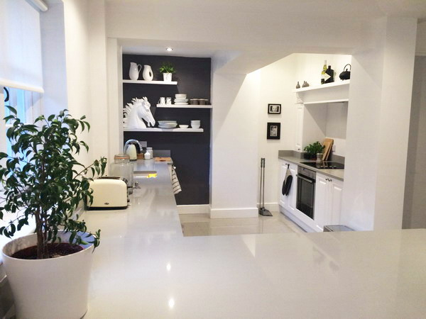 New kitchens and bathrooms Flintshire